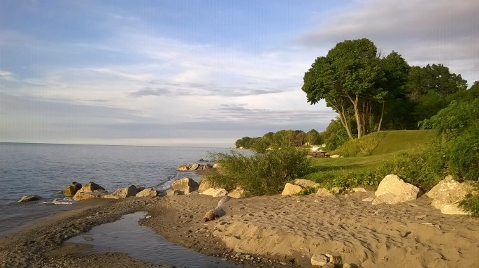 Lake Erie, Madison Ohio
